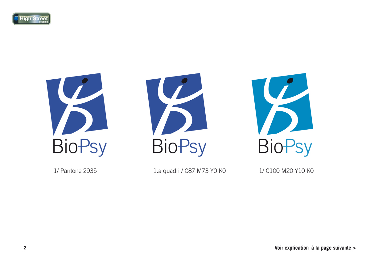 BioPsy - Laboratoire de psychiatrie biologique - logo research