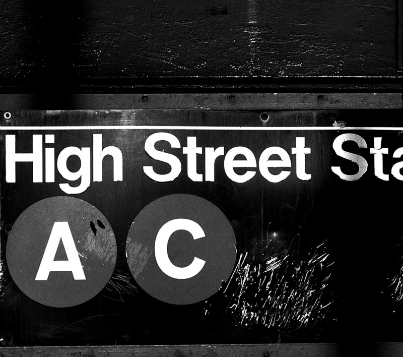 High Street Station - Brooklyn Heights